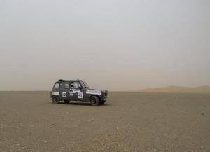 Profiter du désert