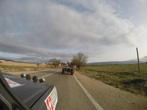 Partager la route au Maroc